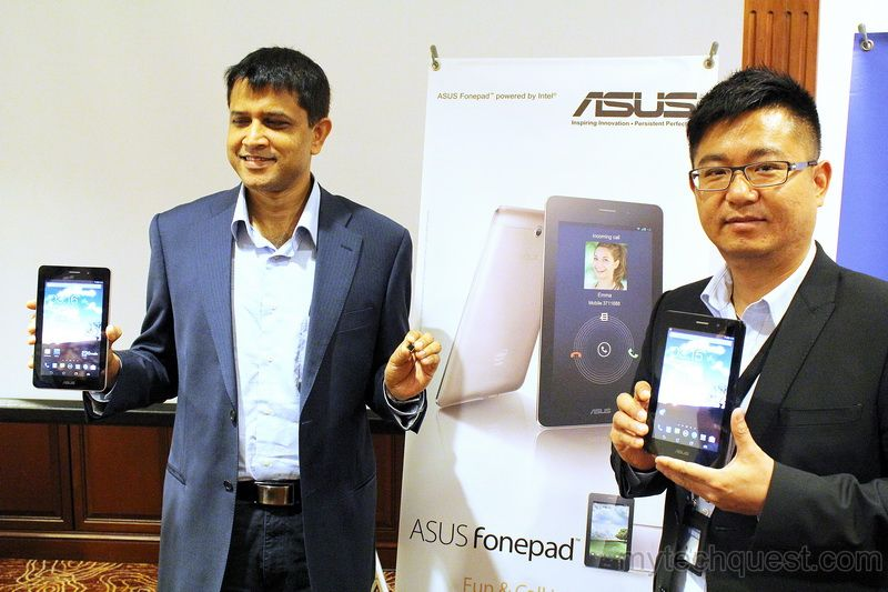 ASUS Malaysia Launches Fonepad