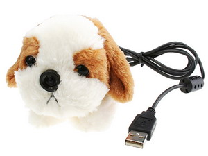 10 Most Adorable USB Web Cams