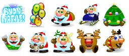 Xmas Emoticon Pack for MSN and Windows Live Messenger