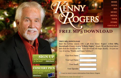 christmas free images download. Kenny Rogers Free Christmas mp3 Song Download