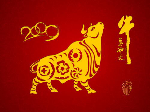 chinese new year wallpaper download. Happy Moo Moo Year! Happy Chinese New Year of Ox 2009. More after the jump!
