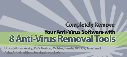 Anti Virus Removal Tool