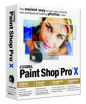 download corel paint shop pro x free full version