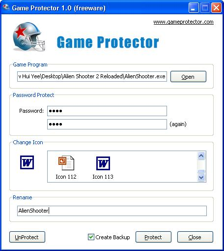 Game Protector