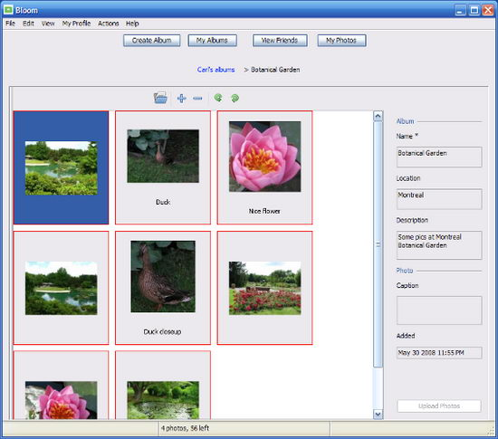 Upload Photos and Videos to Facebook Directly from Your Desktop