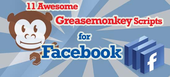 greasemonkey facebook