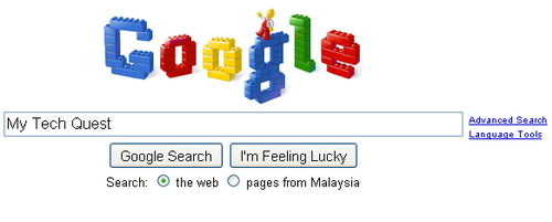 Replace Google Logo With Doodle Holiday