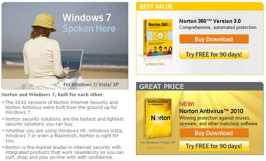 Norton Security Premium Download the day free trial - complete security and antivirus suite. Benefits for you: Protects your PC, Mac, Android and iOS devices with a single subscription.