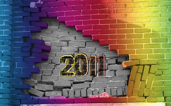 2011 Bricks Desktop Wallpaper