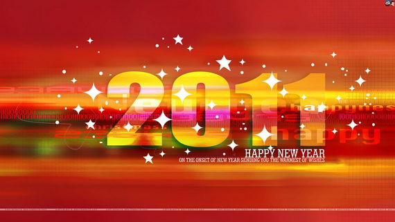 40  Nice and Beautiful New Year 2011 Wallpapers for Desktop
