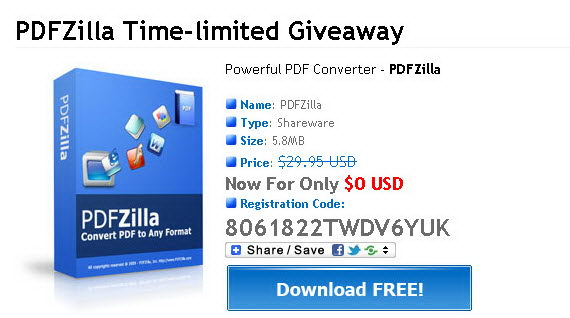 Download PDFZilla with Free License Serial Key