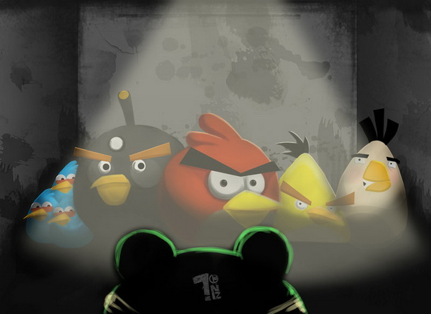 Koleksi Wallpaper Angry Bird