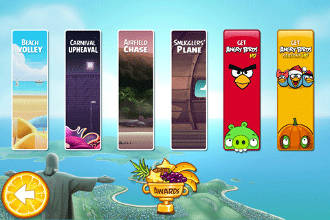 Angry Birds Rio Smugglers Plane Update Now Available for ...