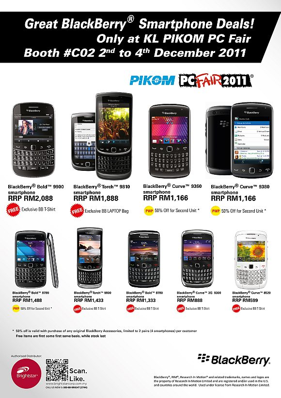 - Blackberry-PC-Fair-2011-2nd-50-off
