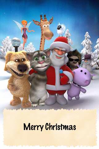 Free Christmas Apps Android