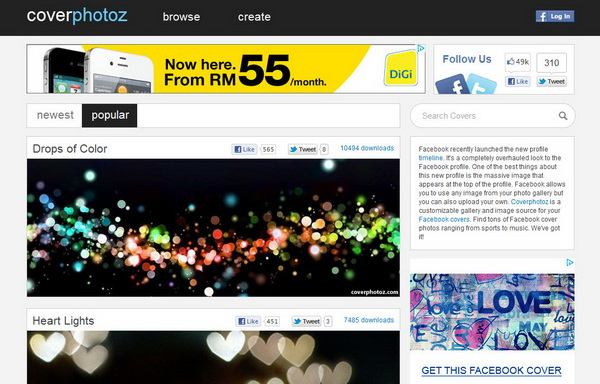 Cover Photoz - Facebook Cover Images
