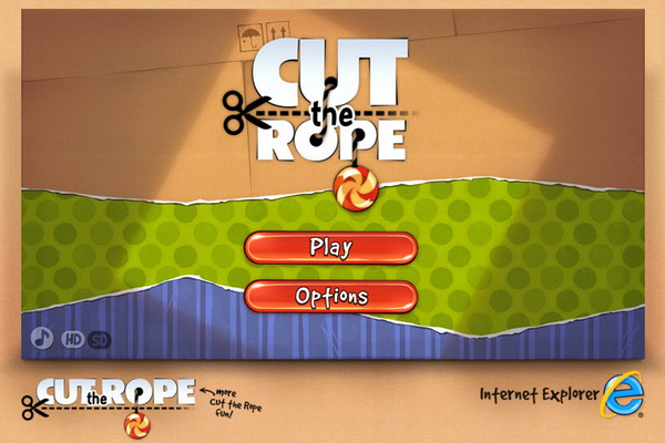 cut the rope play now