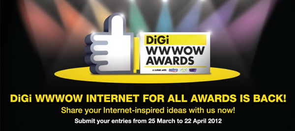DiGi WWWOW Awards Back for Second Year