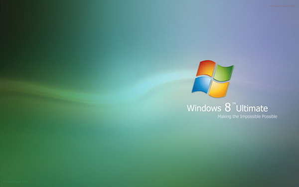 Windows 8 Themed Wallpapers