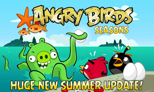Angry Birds Seasons Piglantis Episode
