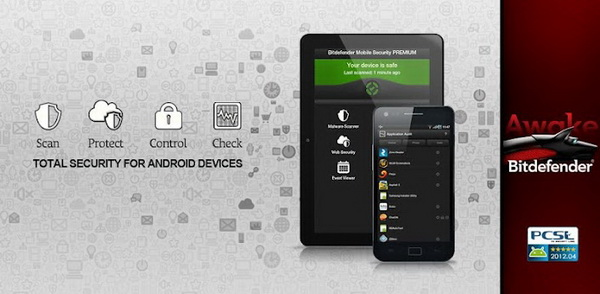 Bitdefender Mobile Security and Antivirus for Android