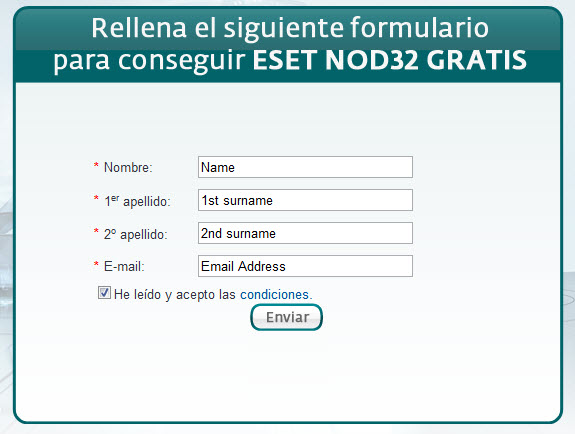 ESET NOD32 Antivirus 5 with Free 6 Months License Key