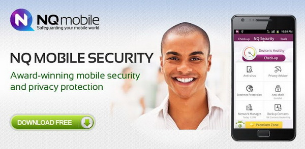 NQ Mobile Security and Antivirus for Android