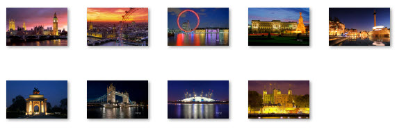 Bing Wallpaper and Screensaver Pack for London 2012 Olympic