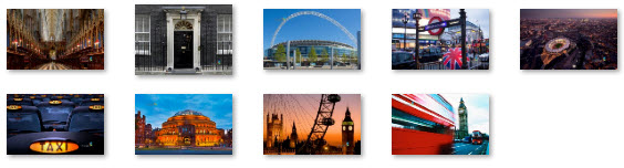 MSN Wallpaper and Screensaver Pack for London 2012 Olympic