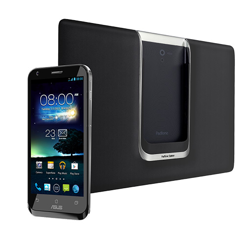 Padfone 2 with All-New Padfone Station