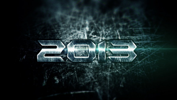 New Year 2013 Desktop Wallpapers