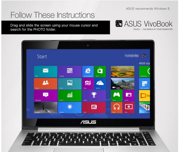 ASUS Malaysia - Explore Windows 8 and Win contest