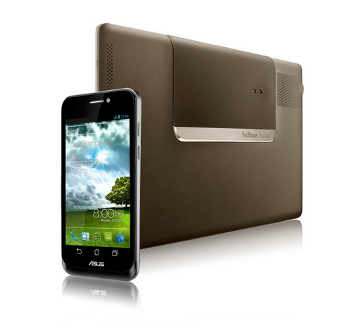 ASUS Padfone - Jelly Bean Update