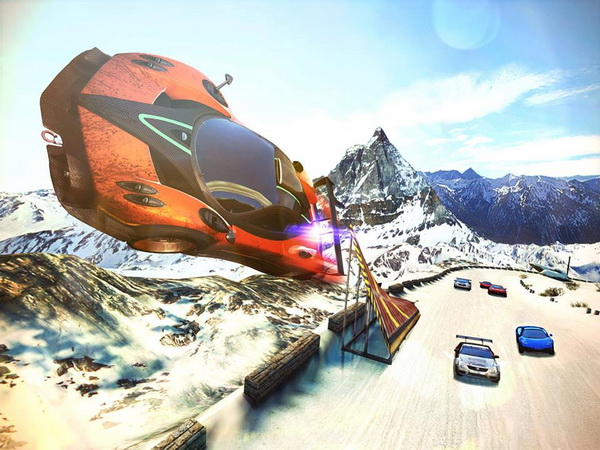 Asphalt 8 Airborne now available on iOS and Android