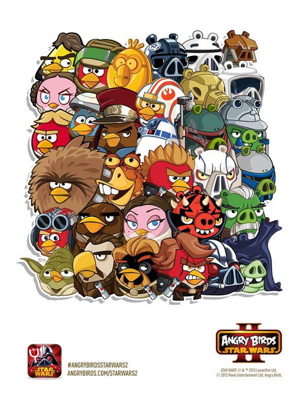 angry birds all characters - photo #32