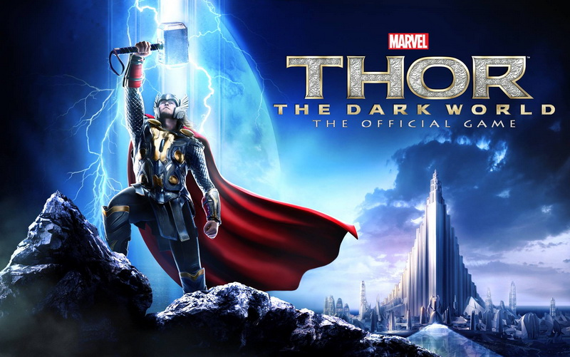 Thor : The Dark World now available for free download on ...