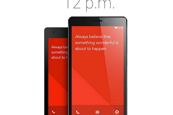 Redmi 1S and Redmi Note July 29th flash sale