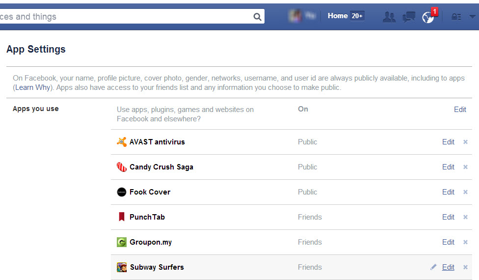 how to remove see first list on facebook