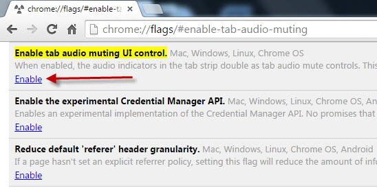 How to Mute any Tab in Chrome