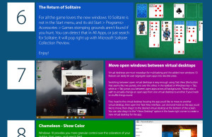 15 Most Useful Windows 10 Tips and Trick [Infographic]