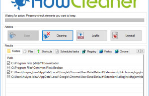 AdwCleaner removes adware and toolbars in Windows 10