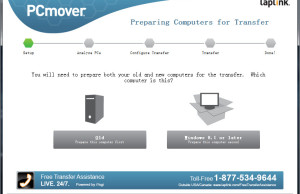 PCmover Express - Migrate Data to Windows 10 PC