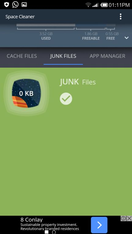 Space Cleaner for Android