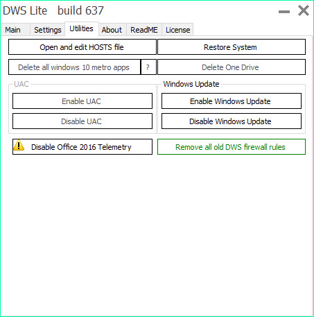 Block Data Collection in Windows 10