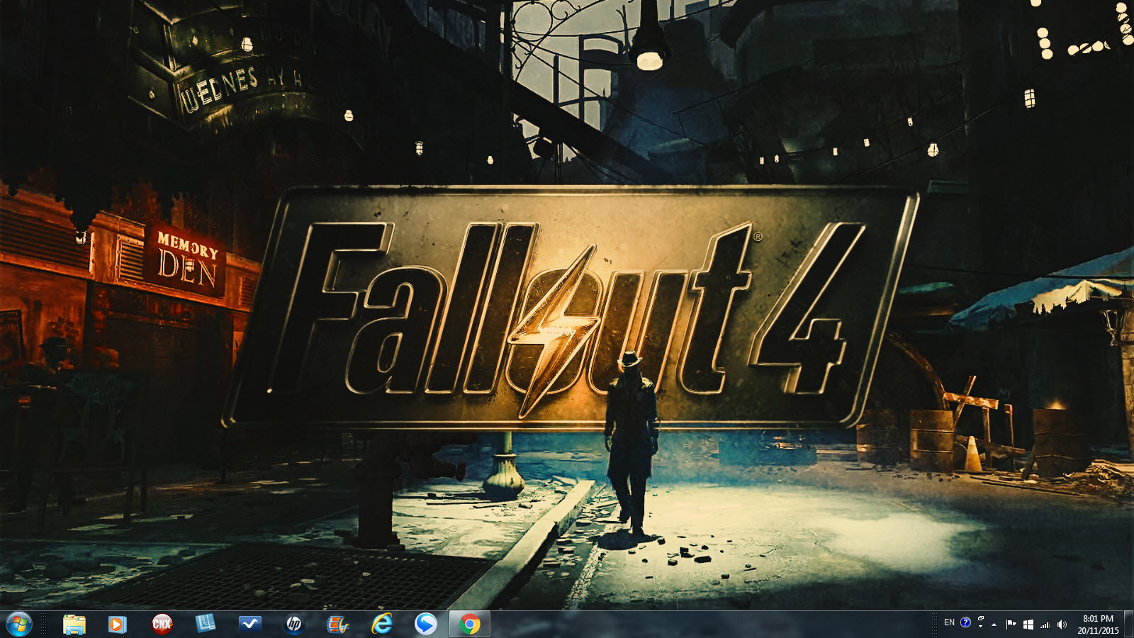 Fallout 4 theme pack