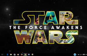 Star Wars Episode VII The Force Awakens Theme Pack