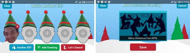 Elf Yourself for Android