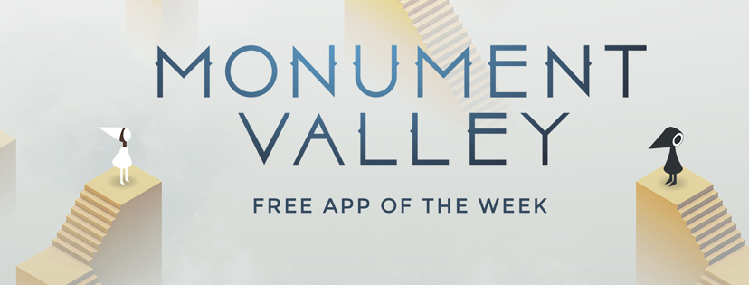 Monument Valley for iOS - Free App of the Week