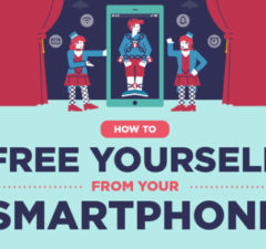 10 ways to free yourself from your smartphone