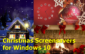 Christmas Screensavers for Windows 10 desktop